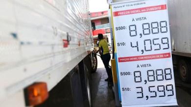 Photo of #Brasil: Preço do diesel diminui, mas ainda não chega às bombas R$ 0,46 menor