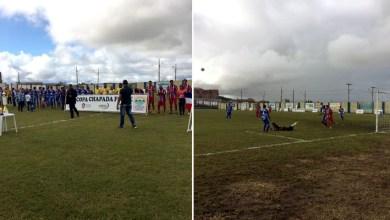 Photo of #Vídeos: Seleção de Barra da Estiva vence partida contra Wagner e é campeã da Copa Chapada Forte