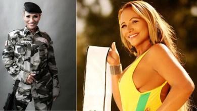 Photo of #Bahia: Policial militar baiana se prepara para participar de concurso nacional Miss Bumbum