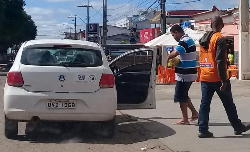 Chapada: Moradores de Morro do Chapéu criticam utilização de carro da prefeitura para fins particulares