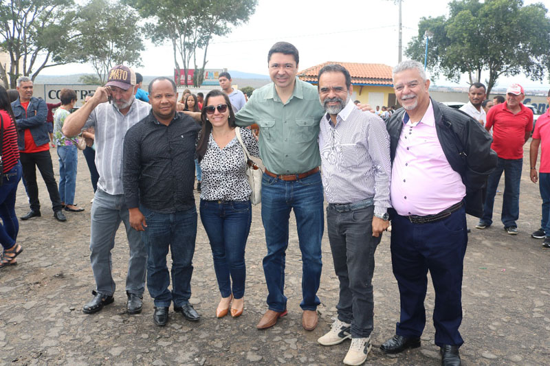 Chapada: Prefeito de Utinga propõe ações de saúde, educação e meio ambiente no PGP de Rui Costa