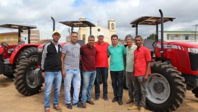 Photo of Chapada: Comunidades de Bonito agradecem ao deputado José Carlos Araújo pelos tratores