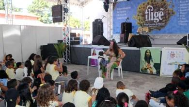Photo of #Cultura: Novas experiências literárias na Chapada Diamantina serão apresentadas na Fligê 2018