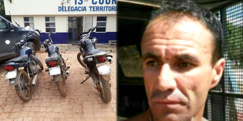 Chapada: Principais suspeitos do assassinato do delegado de Barra da Estiva são presos