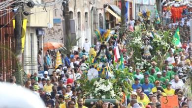 Photo of #Bahia: Cortejo do 2 de Julho encanta turistas pelas ruas da cidade de Salvador