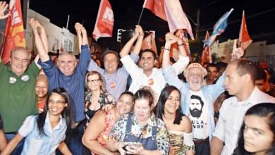 Photo of Chapada: Ricardo Mascarenhas e candidatos a deputados caminham com chapa de Rui Costa em Itaberaba