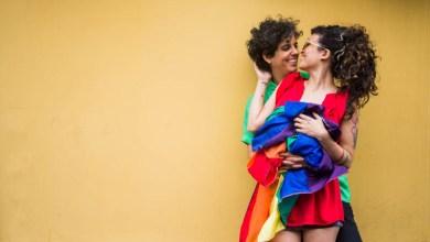 Photo of Casal de artistas instalam câmeras de monitoramento na própria casa em exposição sobre lesbianidades