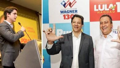 """Photo of #Eleições2018: Candidato a deputado, Marcelinho Veiga diz que """"Haddad sentiu a força de Rui Costa na Bahia"""""""