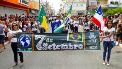 Photo of #Bahia: Prefeitura do município de Irecê anuncia cancelamento do desfile de 7 de Setembro