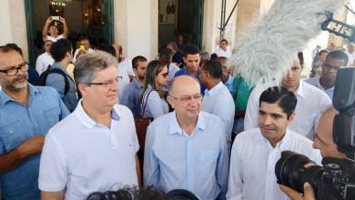 Photo of #Salvador: José Ronaldo e Jutahy vão com ACM Neto ao Bonfim marcar início da campanha