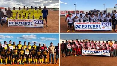 Photo of Chapada: Campeonato municipal de futebol de Nova Redenção tem mais um final de semana de gols