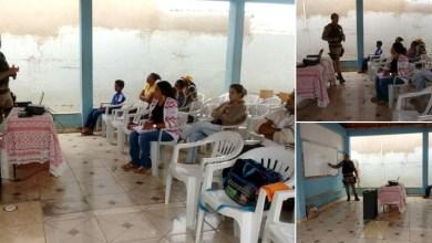 Photo of Chapada: Programa de combate às drogas e à violência tem início no município de Souto Soares