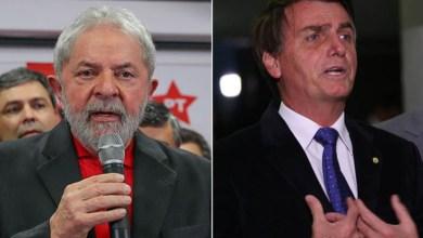 Photo of Paraná Pesquisas aponta que 32% dos brasileiros acreditam que Lula será o principal adversário de Bolsonaro em 2022