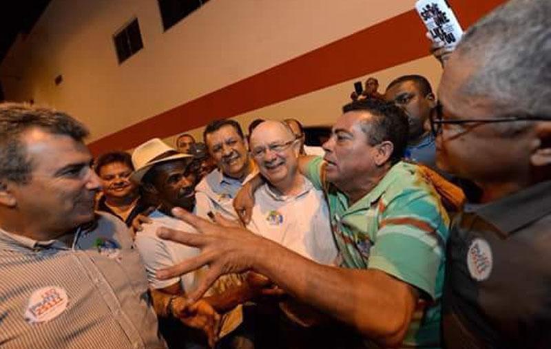#LínguaAfiada: Fiasco total em noite organizada por oposição no município de Itaberaba