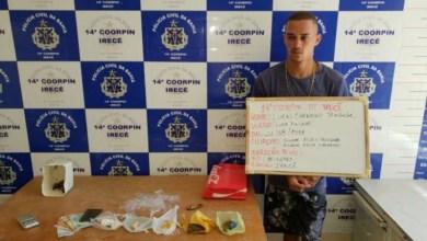 Photo of #Bahia: Suspeito de tráfico de drogas em Irecê é preso pela Polícia Civil em operação