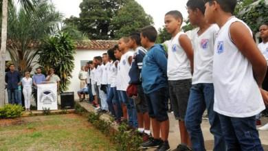 Photo of Chapada: Estudantes da rede municipal de Itaberaba participam de projeto da Polícia Militar