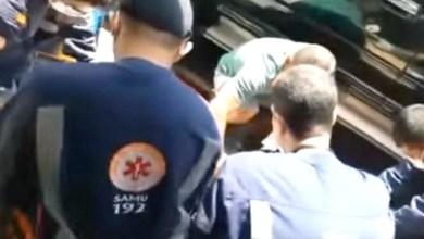 Photo of #Brasil: Idoso é preso após atirar em candidato que foi à sua casa e insultou o ex-presidente Lula
