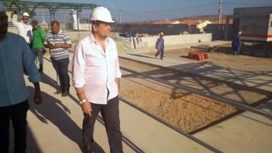 Photo of Chapada: Secretaria da Educação realiza vistoria nas obras de construção de nova unidade escolar em Lajedinho