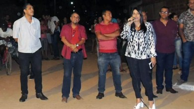 Photo of Chapada: Prefeita do município de Nova Redenção entrega três ruas pavimentadas