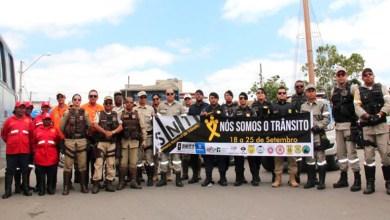 Photo of Chapada: Desfile marca abertura da Semana Nacional de Trânsito no município de Itaberaba