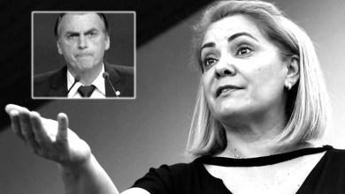 Photo of 'Falei besteira, sim, num momento de raiva e separação', diz ex-mulher de Bolsonaro