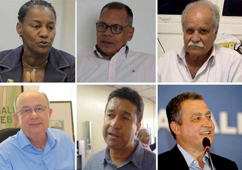 #Eleições2018: Pesquisa Ibope na Bahia aponta Rui Costa com 60% e Zé Ronaldo com 7%
