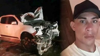 Photo of Chapada: Homem morre após sofrer acidente de moto em trecho da BA-142 entre Tanhaçu e Ituaçu