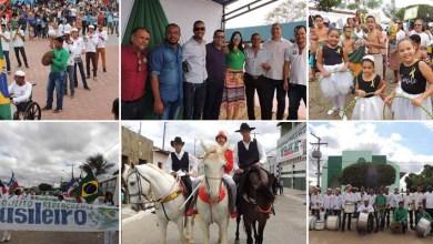 Photo of Chapada: Nova Redenção comemora a Independência do Brasil com desfile cívico e participação popular