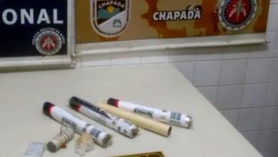 Photo of Chapada: Traficante de drogas é preso em operação policial realizada em Itaberaba
