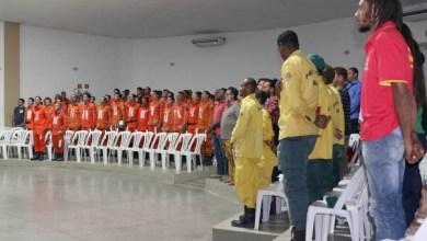 Photo of Chapada: Bombeiros participam de reunião sobre prevenção e combate a incêndios florestais em Andaraí