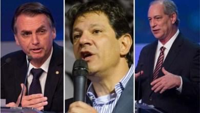 Photo of #Eleições2018: Pesquisa de intenção de votos mostra crescimento de Haddad em seis pontos
