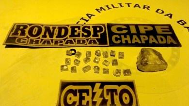 Photo of Chapada: Ação policial em Itaberaba prende dois traficantes em flagrante e apreende drogas