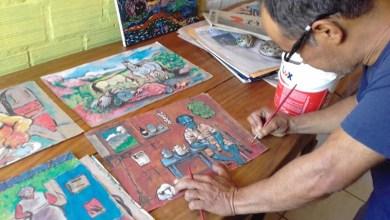 Photo of Artista radicado na Chapada Diamantina realiza exposição no município de Lençóis
