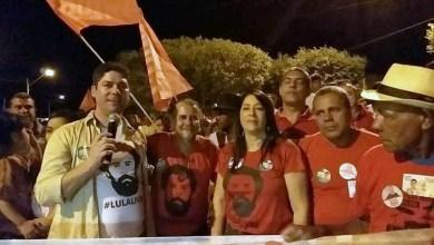 Photo of Chapada: Caminhada 'Lula Livre e Haddad presidente' leva povo às ruas em Nova Redenção; veja vídeos