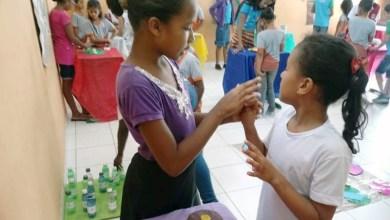 Photo of Chapada: Exposição de Matemática amplia criatividade de estudantes da rede municipal de Utinga