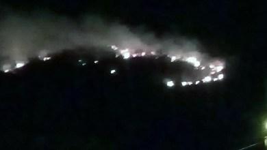 Photo of Chapada: Incêndio em morro na região de Miguel Calmon revolta moradores