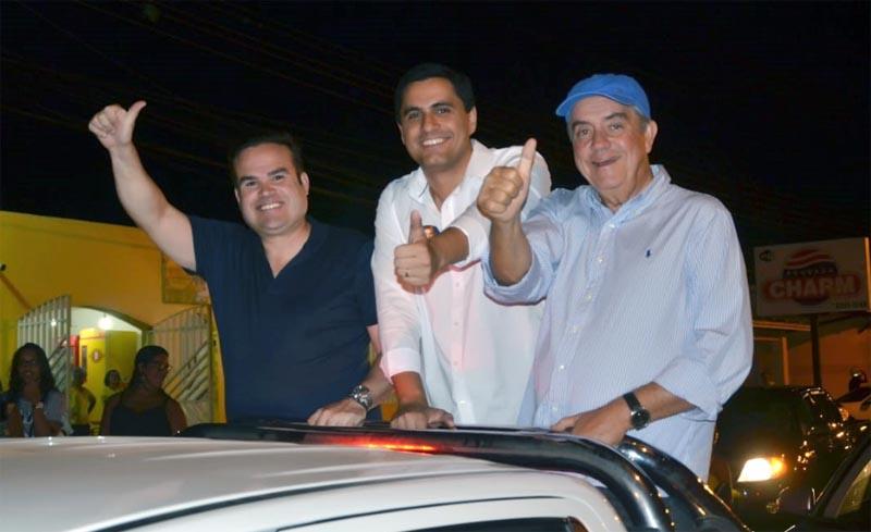 Chapada: Prefeito de Itaberaba organiza frente de votação para seu grupo político e tem bom resultado