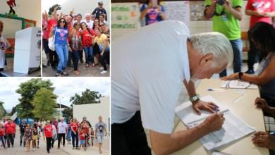 Photo of #Eleições2018: Votação segue tranquila em Itaberaba e região da Chapada Diamantina