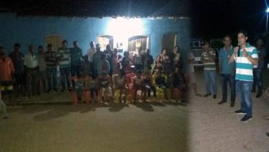 Photo of Chapada: Em Iraquara, Marcelinho exalta ações para a população da zona rural