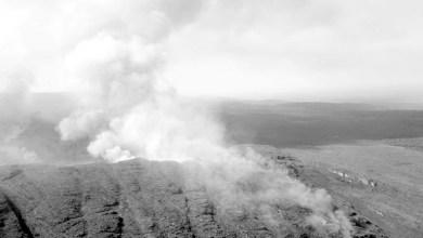 Photo of Brigadistas permanecem atuando para debelar incêndio no Parque Nacional da Chapada Diamantina