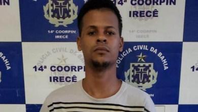 Photo of #Bahia: Polícia prende homem que assaltou barbearia no município de Irecê