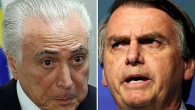 Photo of #Brasil: Temer aguarda nomes da equipe de transição de Bolsonaro