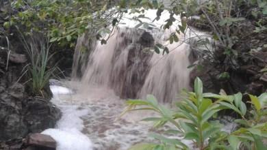 Photo of Chuvas atingem municípios da Chapada Diamantina e enchem cachoeiras e rios