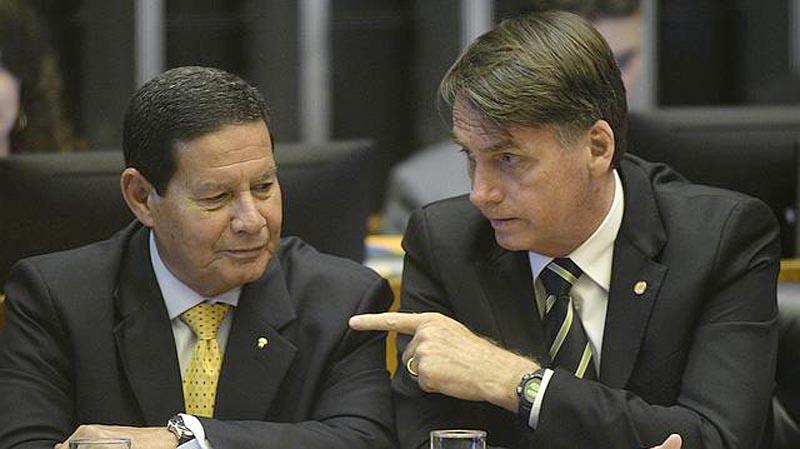 #Polêmica: Governo vai gastar R$ 2,8 milhões para comprar 12 carros blindados para Bolsonaro e Mourão