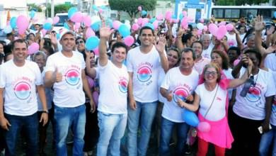 Photo of Chapada: 'Caminhada da Saúde' leva milhares de pessoas às ruas de Itaberaba