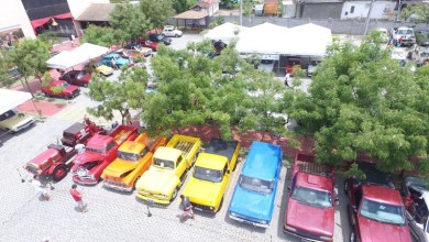 Photo of #Bahia: Amantes de carros antigos vão para Feira de Santana participar do '8º Encontro Princesa do Sertão'