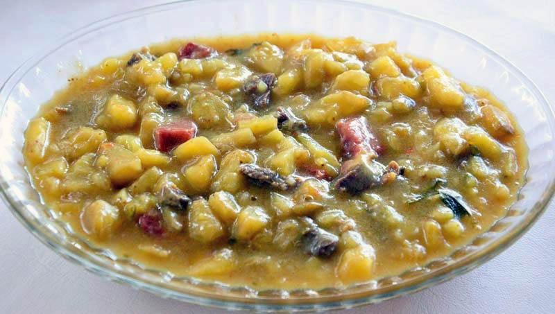Chapada: Programa ensina receita para fazer o Godó, comida tradicional dos garimpeiros da região