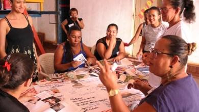 Photo of Chapada: Assentados rurais de Itaetê participam de oficina de comunicação e vendas