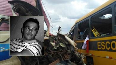 Photo of #Bahia: Morre sétima vítima de acidente entre carreta e ônibus que seguia para concurso de fanfarras