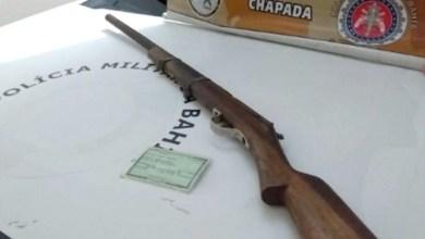 Photo of #Bahia: Cipe-Chapada apreende arma de fogo durante ação no município de Milagres